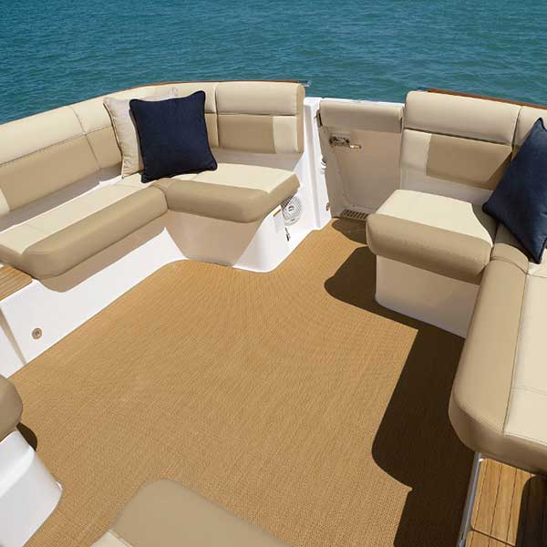 this could be your boat: synthesis perfectly fitted (color: summer seagrass)