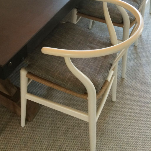 easy to clean: huntington is perfect for your dining area