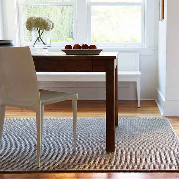 honolulu looks great in your dining room; easy to keep clean