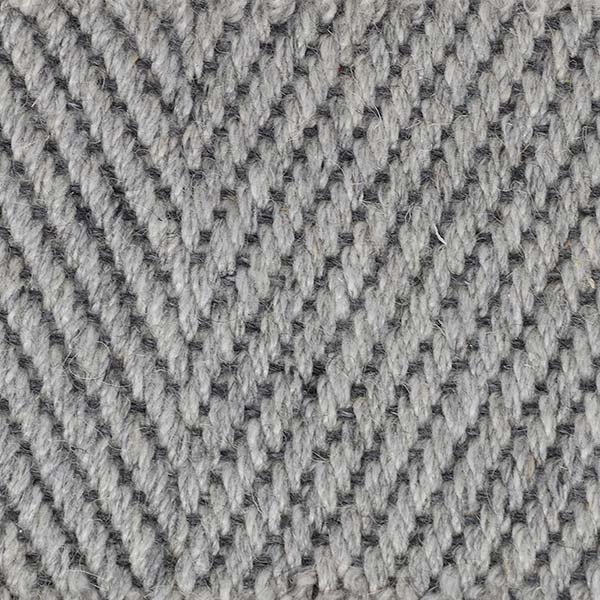 close-up: herringbone pattern of elliot in color granite