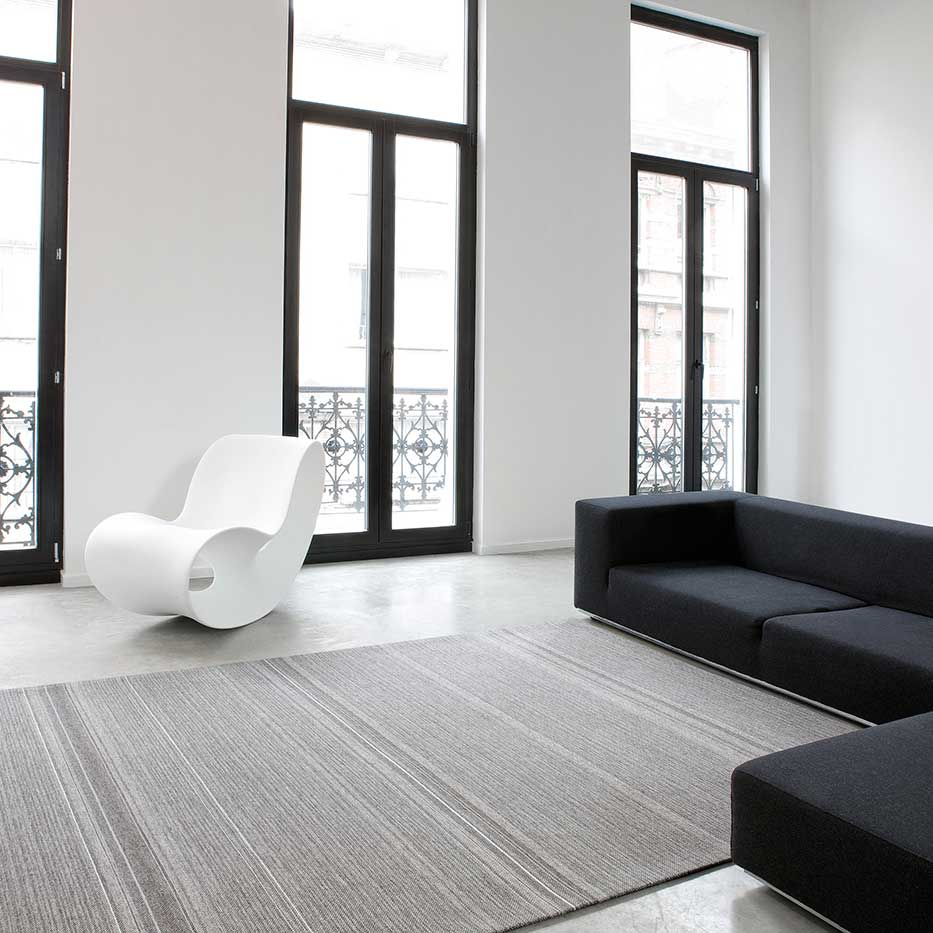 a touch of modern elegance for your living room: tribu in stone