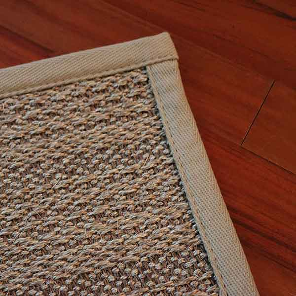 striped lopez: a stain-resistant, 100% natural sisal