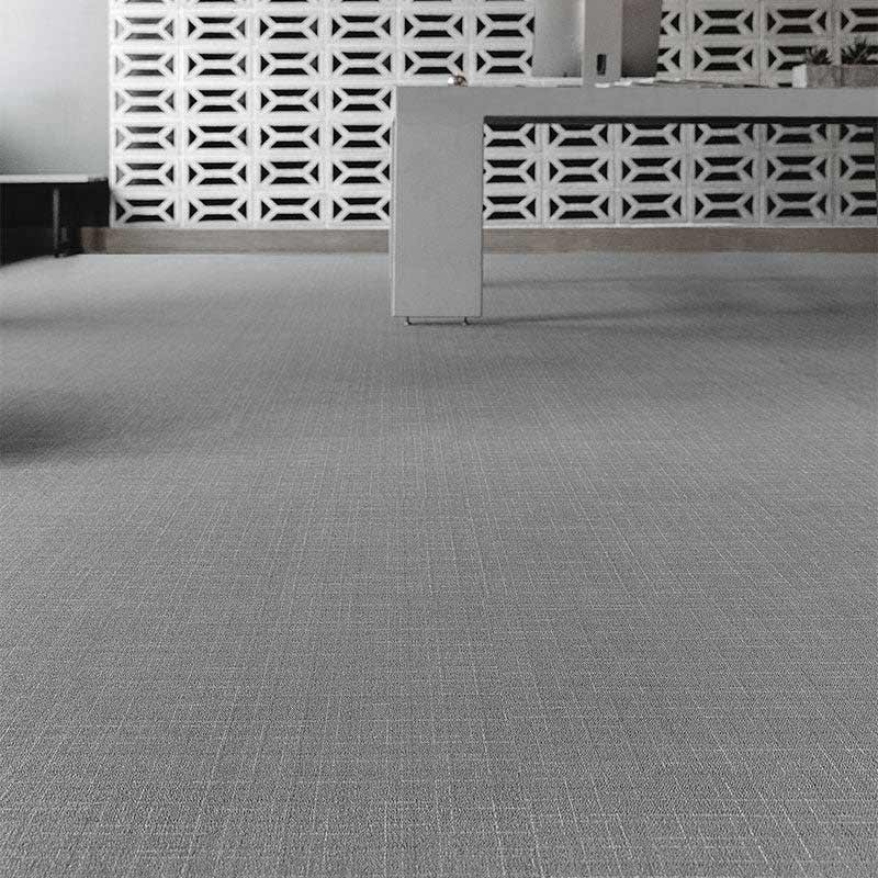wall-to-wall savile in office setting (color cashmere)