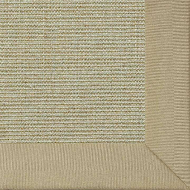 madrid in color linen with a cloth binding & mitered corners